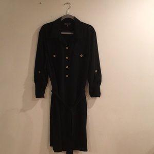 EUC, like new Jones New York black dress sz 20w